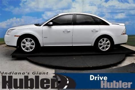 transmission control 2008 mercury sable navigation system sell used 2008 mercury sable premier in 2605 east state road 44 shelbyville indiana united