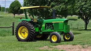 1972 John Deere 4020 Power Shift