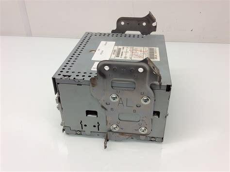 2011 mitsubishi lancer evolution radio stereo 6 disc changer i8701a351 ebay