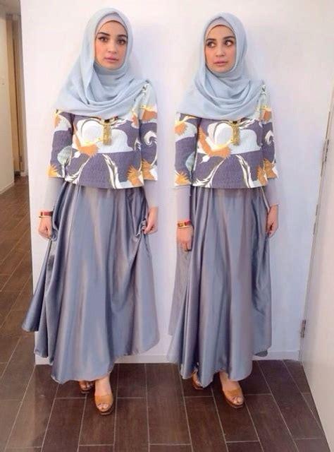 model baju muslim modern  baju pengantin muslim