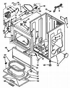 Kenmore Gas Dryer Parts