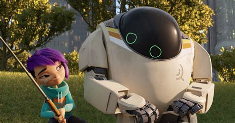 Netflix's Animated Pickup Taps The Sentient
