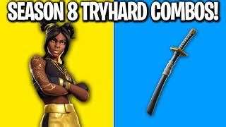 good tryhard outfits fortnite