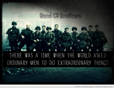 band  brothers quotes quotesgram