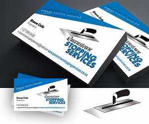 Create your own business cards best professional templates for Plastering business cards templates