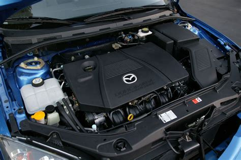 2004 Mazda 3s by 2004 Mazda 3s Hatchback 2 3l 4 Cylinder Engine Picture