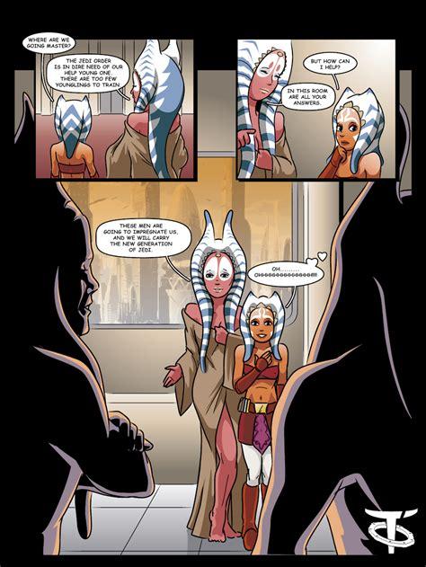 image 788695 ahsoka tano clone wars shaak ti star wars comic offworldtrooper togruta