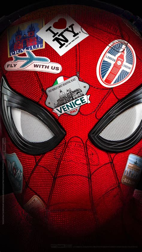 marvel spoiler oficial spider man   home wallpaper