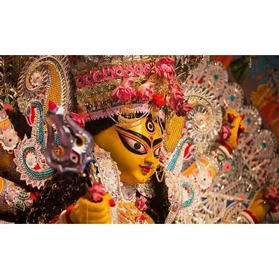 Durga Puja – The Festival of Home Coming Goddess in