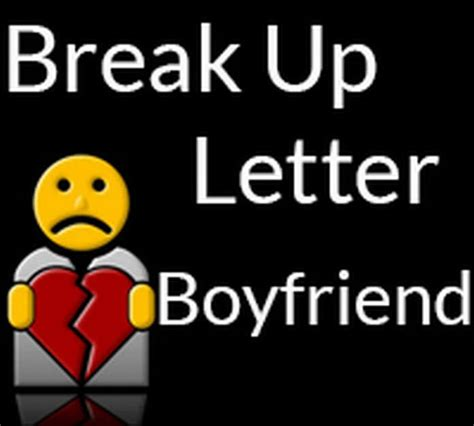 break up letter up letter to boyfriend free letters 20678   boyfriend break up letter