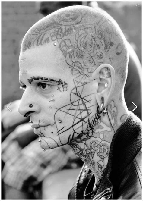 7 best images about Awesome Face Tattoo Design for Men and Women on Pinterest | Beautiful