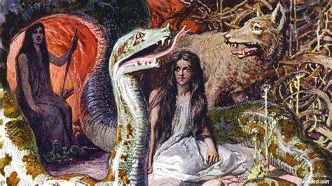 Angrboda - Norse mythology