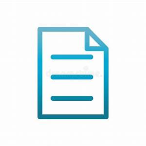 User Information Outline Icon  Thin Style Design From Smm