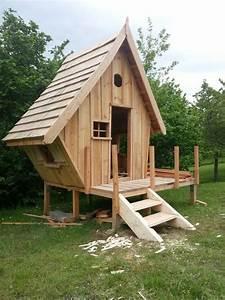 Plan Cabane En Bois Pdf : plan cabane en bois pour enfant cabanes and co ~ Melissatoandfro.com Idées de Décoration