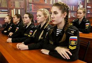 Russian Navy vessels could soon see female crew members ...