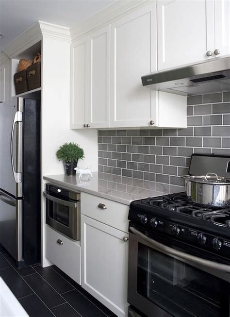 small galley kitchen ideas best 25 gray and white kitchen ideas on grey