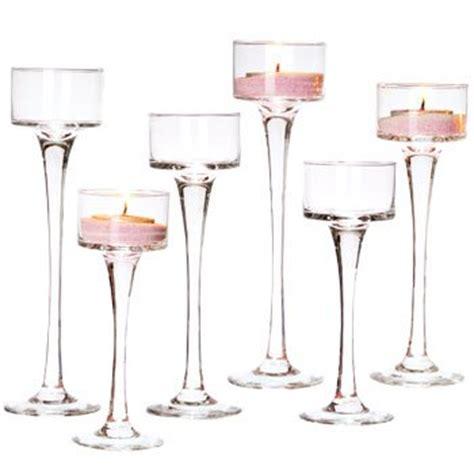 stem tealight candle holders jd events 187 san diego wedding event design stem