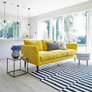 That, Yellow, Velvet, Sofa, U2013, Sophie, Robinson