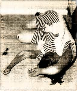 Whitney Houston Dead Body