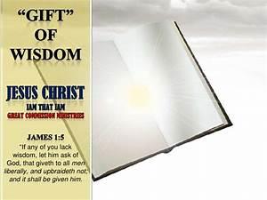 Gift of Wisdom