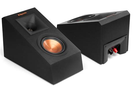 Klipsch Boat Speakers by Klipsch Rp 140sa Reference Premiere Dolby Atmos Speakers