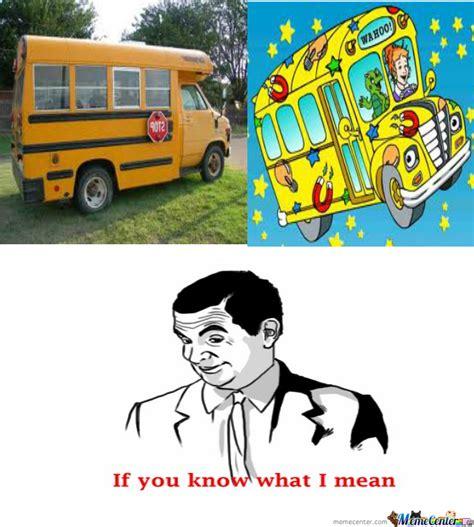 Magic School Bus Memes - magic school bus by lawnsprinkler meme center