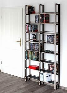 Regal Für Dvds : dvd regal in mdf oder schwarz birke multiplex auch f r b cher sehr gut ~ Sanjose-hotels-ca.com Haus und Dekorationen