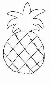 best 25 ideas about pineapple template printable find what you ll