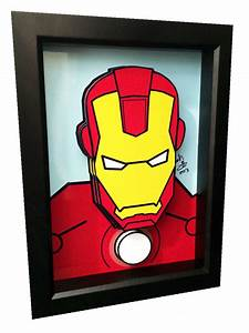 3d Pop Art : iron man comic art 3d pop art superhero comic book movie ~ Sanjose-hotels-ca.com Haus und Dekorationen
