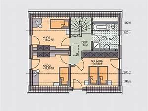 Einfamilienhaus Puccini Quattro Variabler Grundriss Und