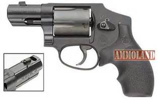 Smith and Wesson Concealed Carry Revolvers