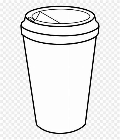 Starbucks Tumbler Cup Coffee Cups Coloring Recycle