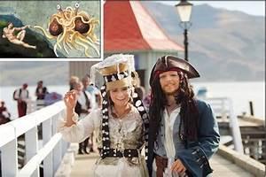 World's 1st Pastafarian wedding in NZ | Shanghai Daily