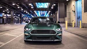 The 2020 Ford Mustang Bullitt Will Get a $1,200 Price Bump, No Major Upgrades