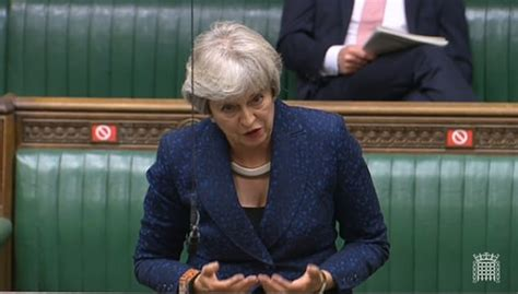 Theresa May defies Boris Johnson over Brexit legislation ...