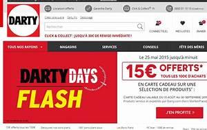 Promo Castorama 15 Par Tranche De 100 : promo darty 25 mai 15 euros offerts par tranche de 100 ~ Dailycaller-alerts.com Idées de Décoration