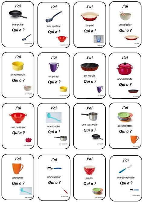 jeux de l ecole de cuisine de gratuit jeu quot j 39 ai qui a quot la maternelle camille et maternelle