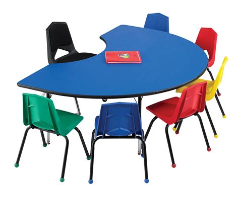kidney table for classroom classroom select activity table specialty marketplace