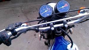 1974 Honda Mt125
