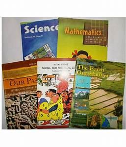 Ncert Set Of Books For Class 6 Of Science  Social Studies
