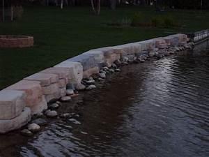 All Brick Design Michigan Stone Seawalls Wilhelm Landscapes