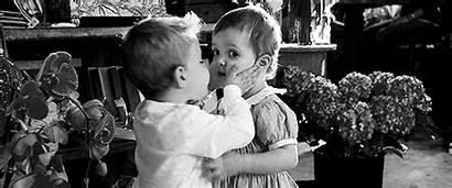 Kiss Sweet Boy Innocent Gifs Children Adorable
