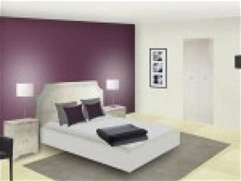 chambre prune déco chambre prune et beige