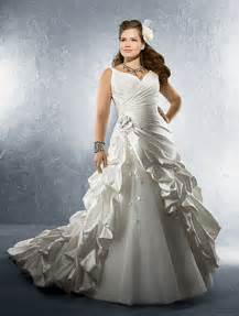 Plus Size Gothic Wedding Dresses