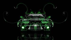 Monster Energy Toyota Chaser JZX100 JDM Front Plastic Car