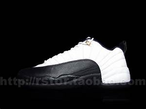 Air Jordan XII (12) Low - 'Taxi' - New Images | SneakerFiles