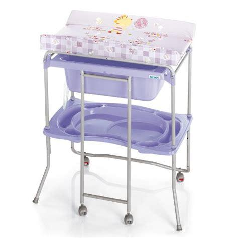 table a langer brevi brevi table 224 langer avec baignoire lido avec split system mauve tous les produits tables