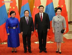 """Xi says China-Mongolia relationship at """"historical best ..."""