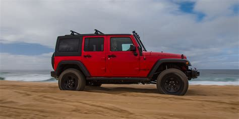 beach jeep wrangler hitting the beach in the 2017 jeep wrangler unlimited