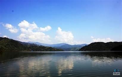 River Nagaland Wokha Dam Rivers Across Jk